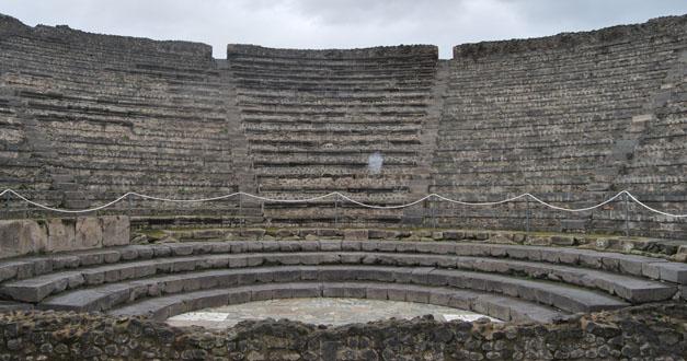 Odeion di Pompei