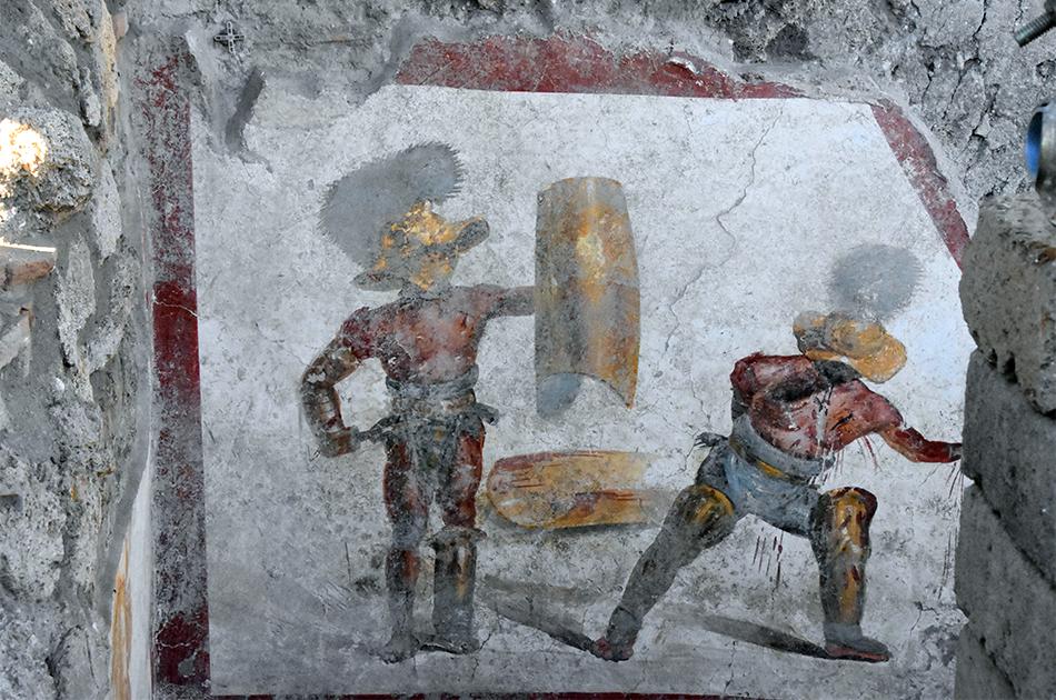 Gladiatori di Pompei