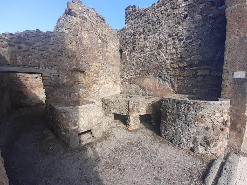 Tintoria, Pompei