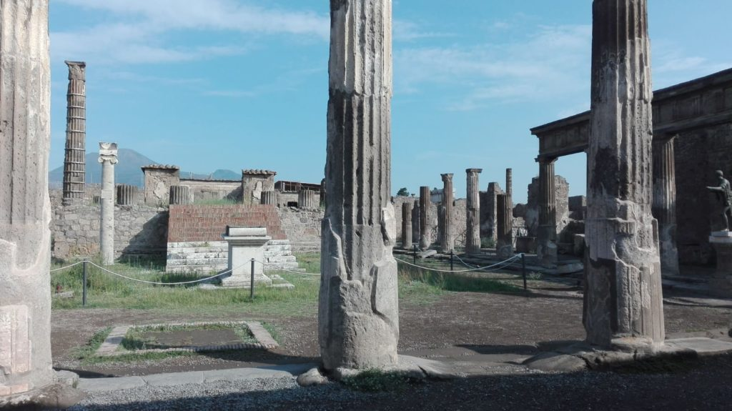 Tempio di Apollo, Pompei