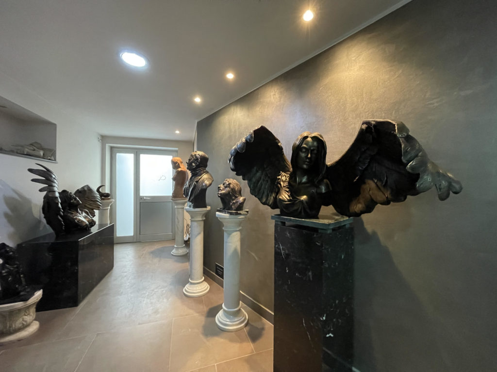Studio di Domenico Sepe